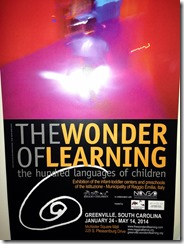 The Wonder of Learning - Poster